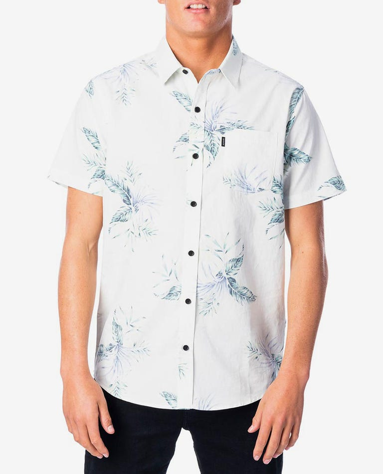 Southshore Short Sleeve Shirt in Grey