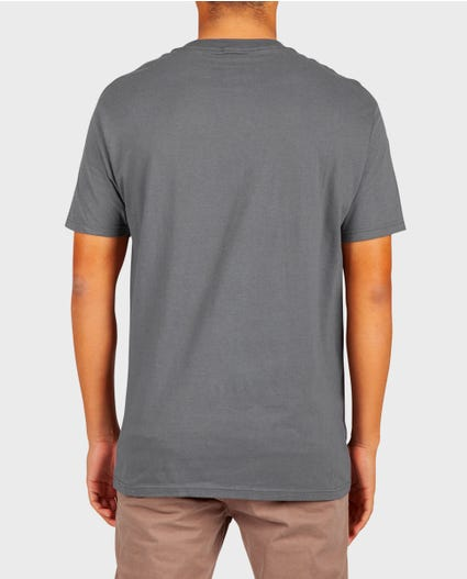 Electra Premium Tee in Charcoal