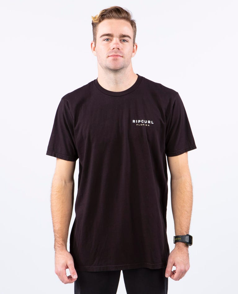 Crafters HTG Tee in Black