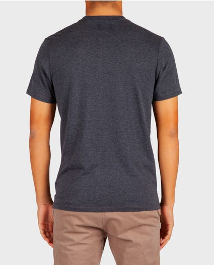 Print Pack Vapor Cool Tee in Athletic Heather