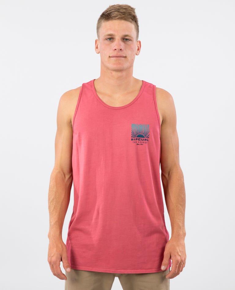 Solar Heritage Tank in Pink