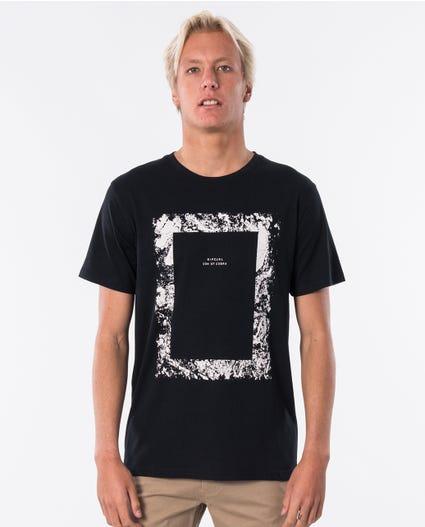Son Of Cobra Frame Short Sleeve Tee in Black