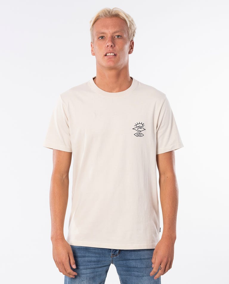 Searchers Crafter Tee in Bone