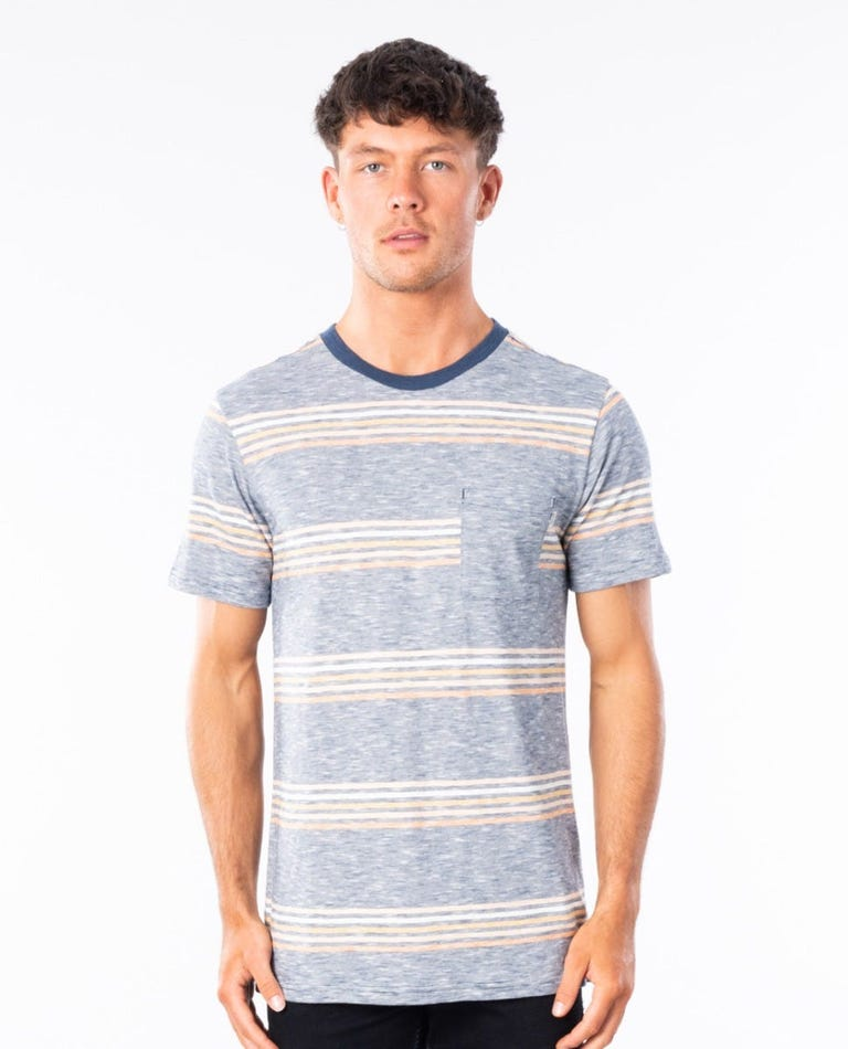 Surf Revival Stripe in Navy