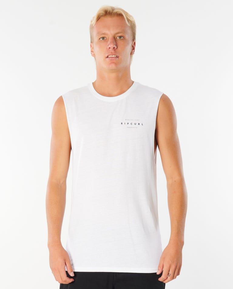 Seeker Muscle in White