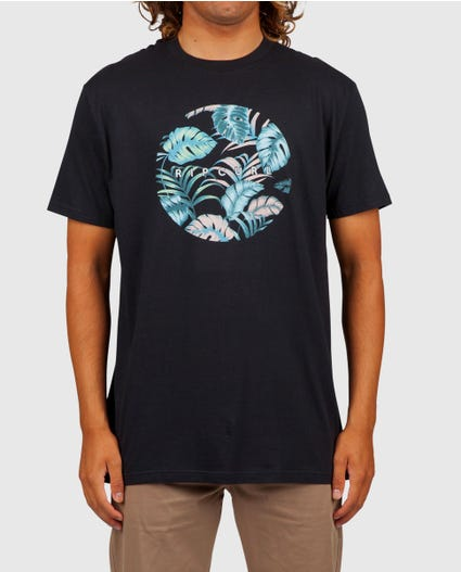Island Spirit Premium Tee in Black