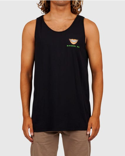 Tasty Heritage Tank in Black
