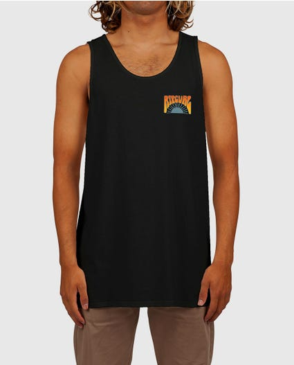 Kiss The Sky Heritage Tank in Black