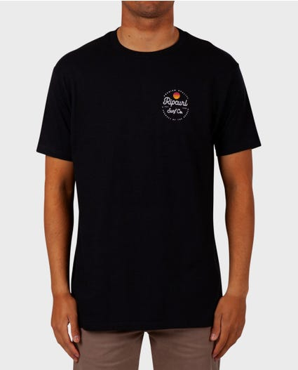 Cool Runnings Premium Tee in Black