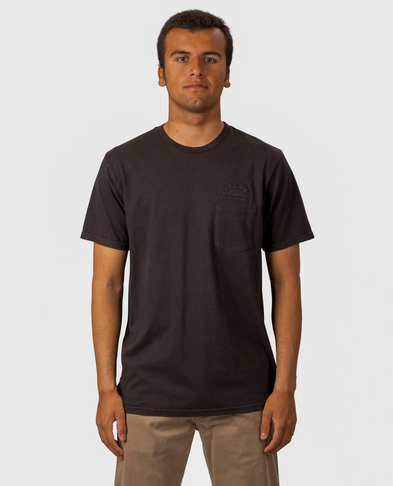 Slowdive Standard Issue Tee in Black