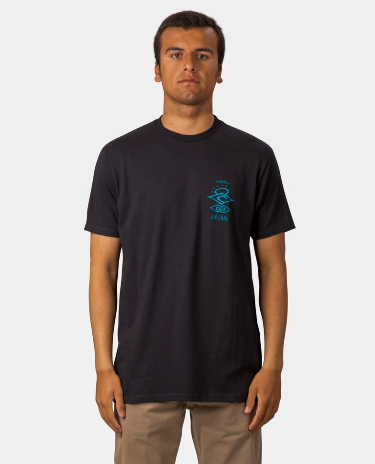 Search Roots Premium Tee in Black