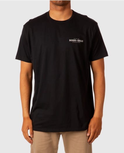 50 Years Premium Tee in Black