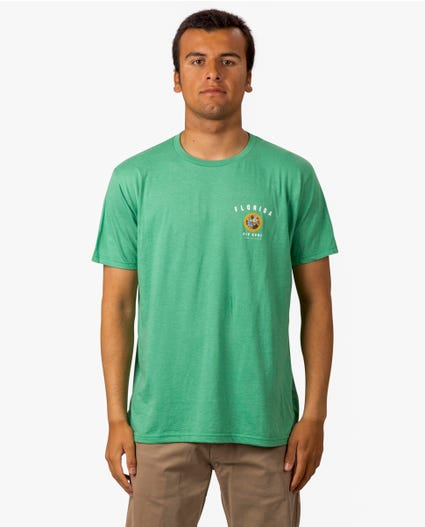The Swamp Premium Tee in Green
