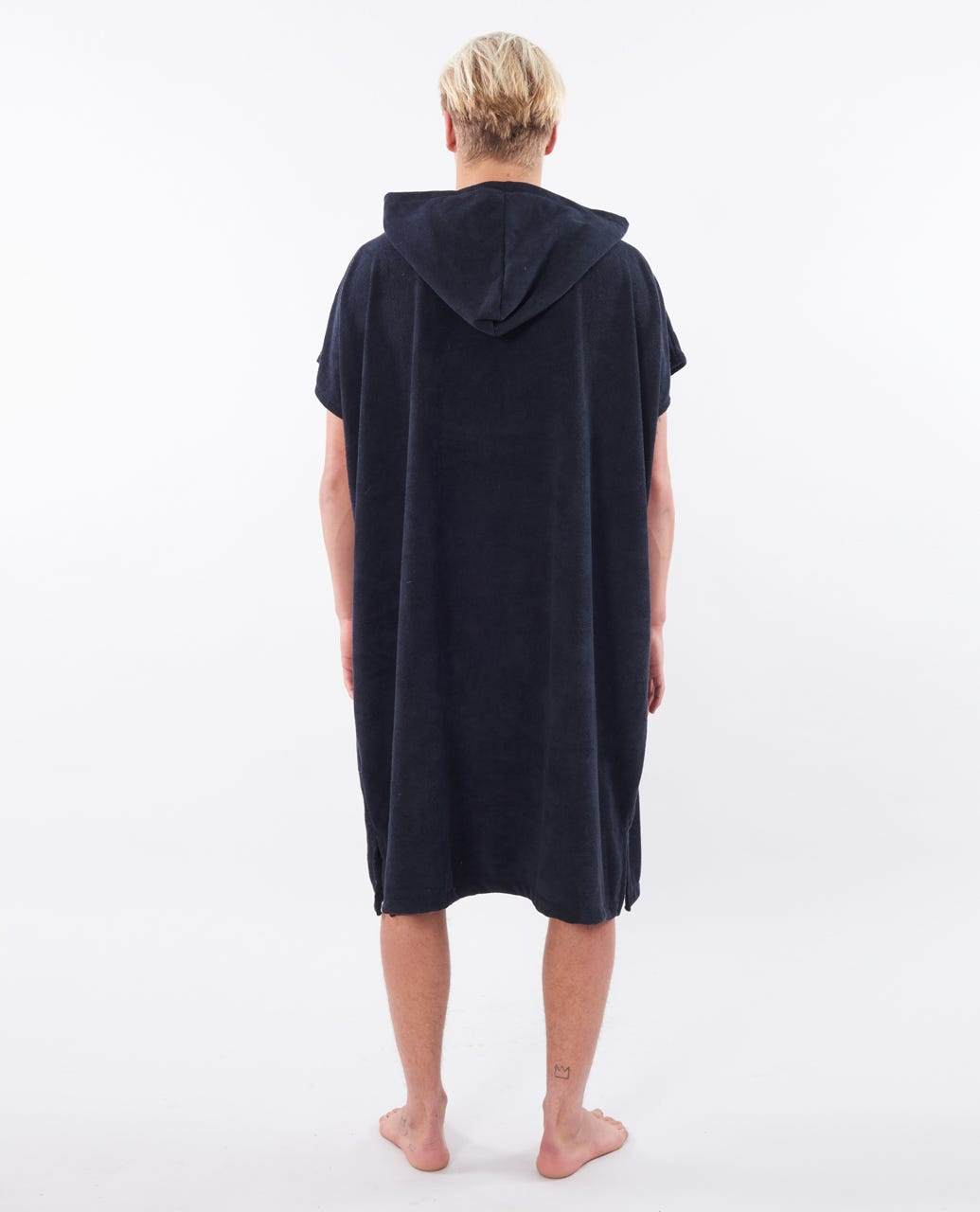 Rip Curl Wet as Hooded Towel Black-Surf Poncho