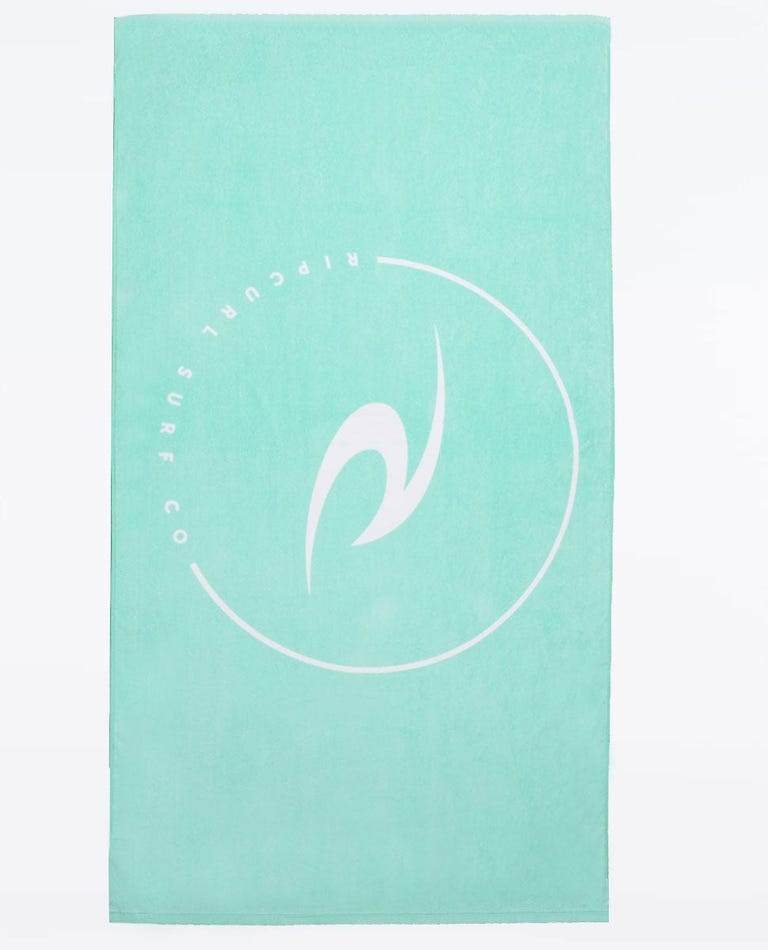 Premium Icon Towel in Mint