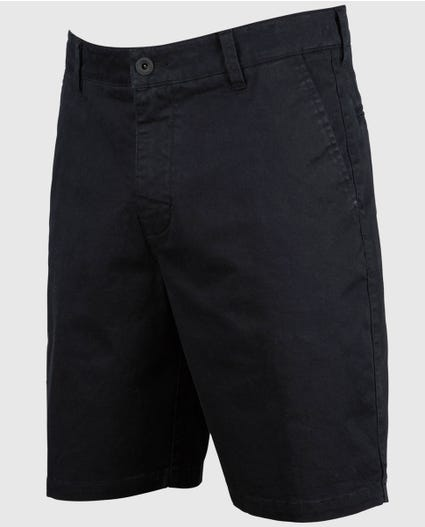 Vibes 20 Walkshort in Black