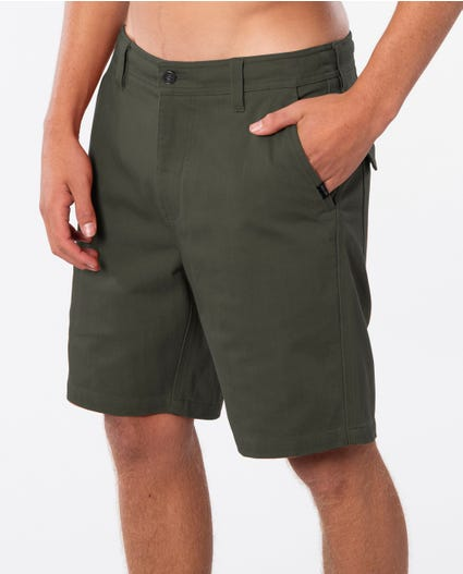 Searchers 19 Shorts in Green
