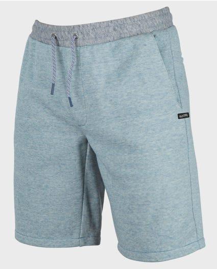 Sunset Fleece 20 Shorts in Blue