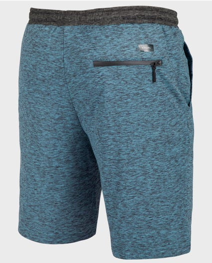 Arc Vapor Cool Shorts in Blue Grey