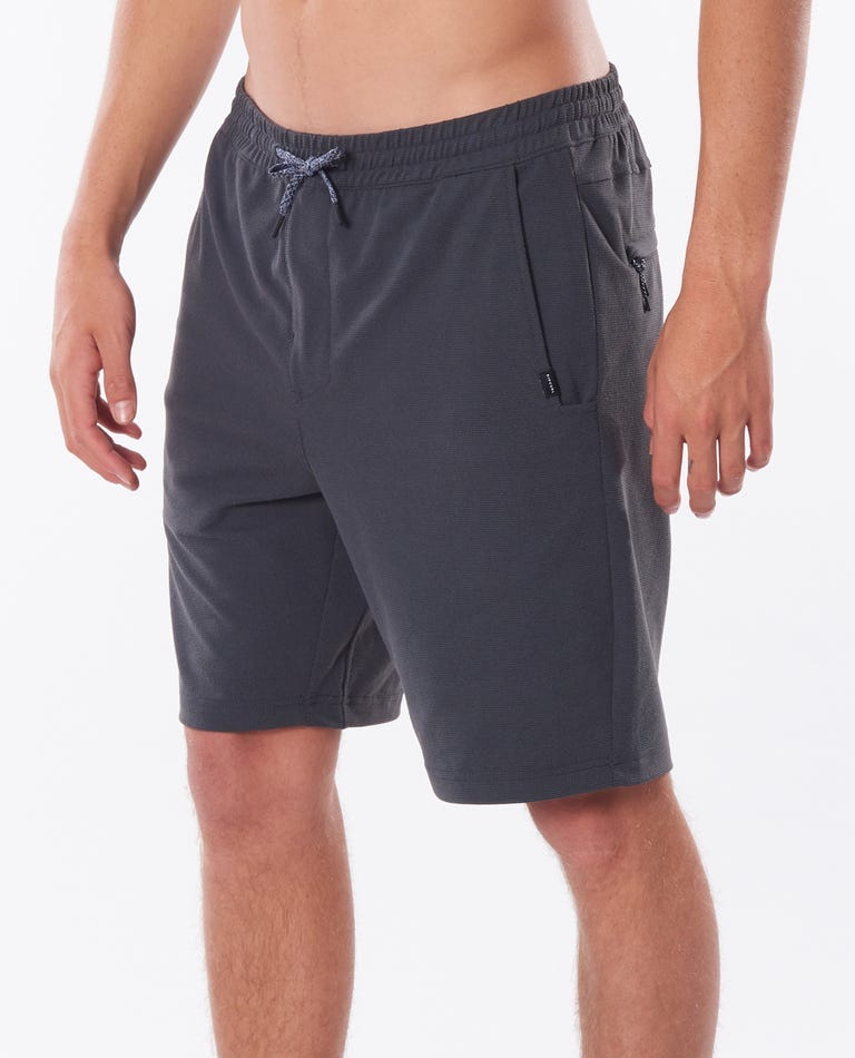Nova Vapor Cool Shorts in Black