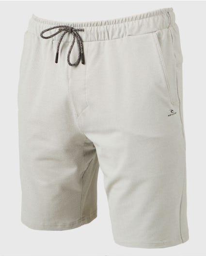 Nova Vapor Cool Shorts in Athletic Heather