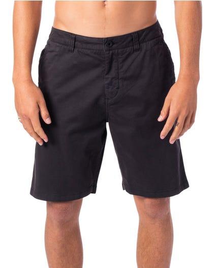Savage 19 Shorts in Black
