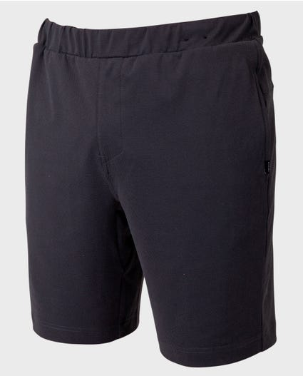 Nova Vapor Cool Shorts in Black