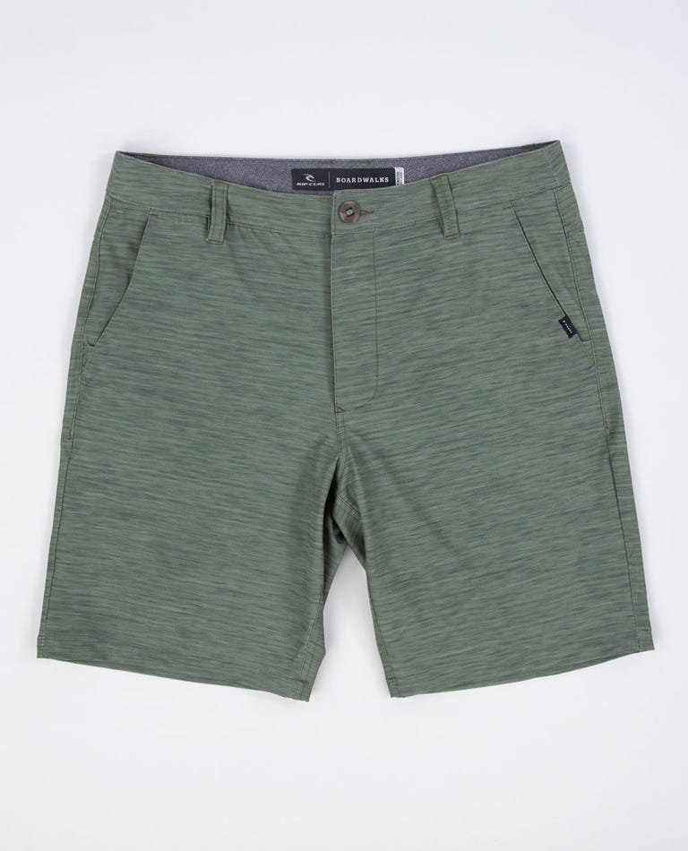 Mirage Gothard 19 Boardshorts in Green