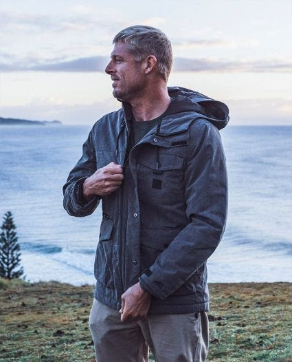 Heatseeker Anti-Series Hooded Jacket
