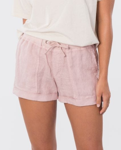 The Off Duty Short in Dusk Pink