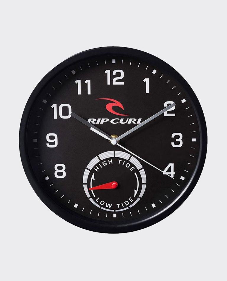 Tide Wall Clock in Black