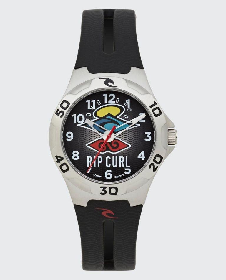 Brasher Watch in Black