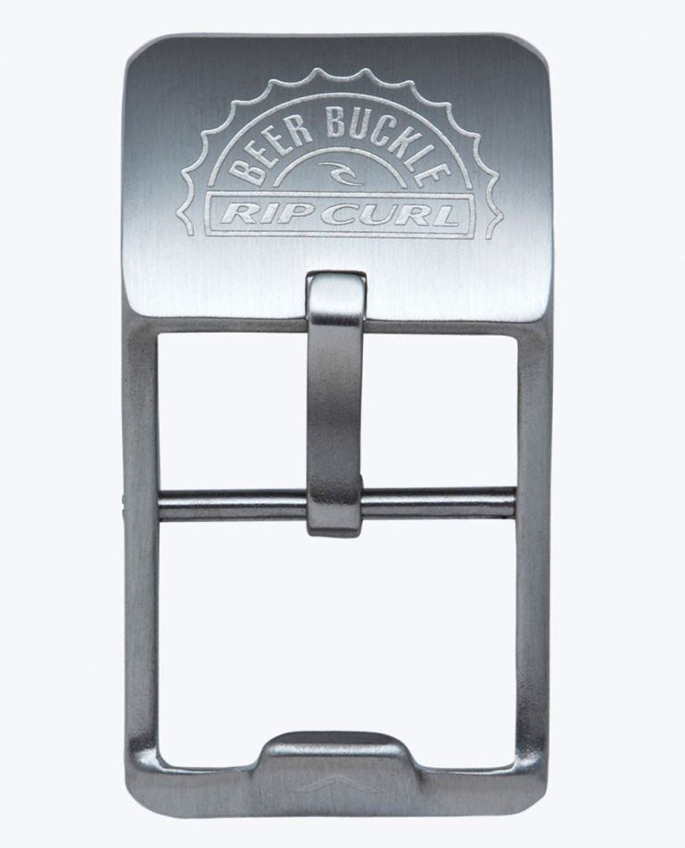 Beer Buckle 26mm in Black
