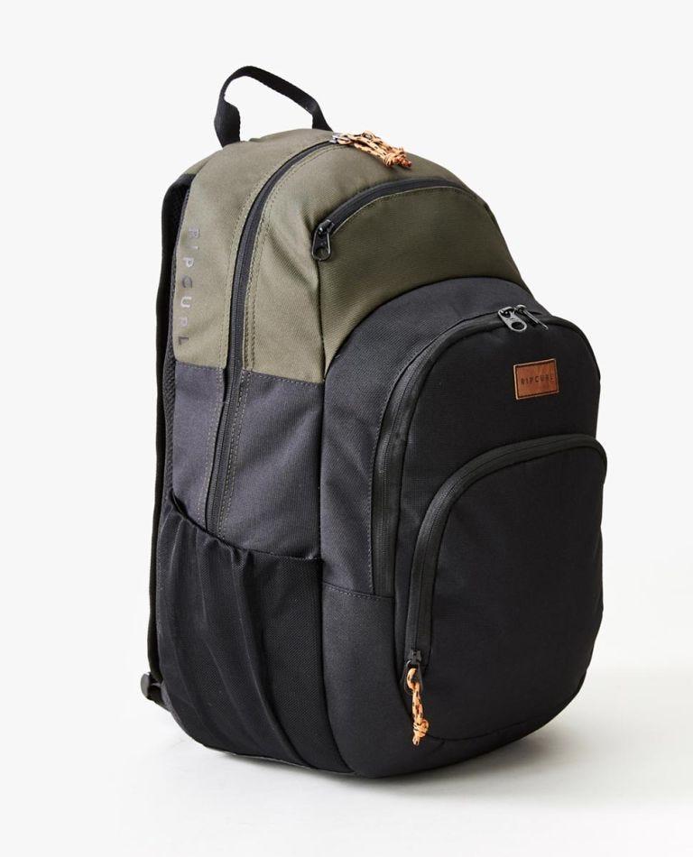Overtime 33L Combine Backpack in Dark Olive