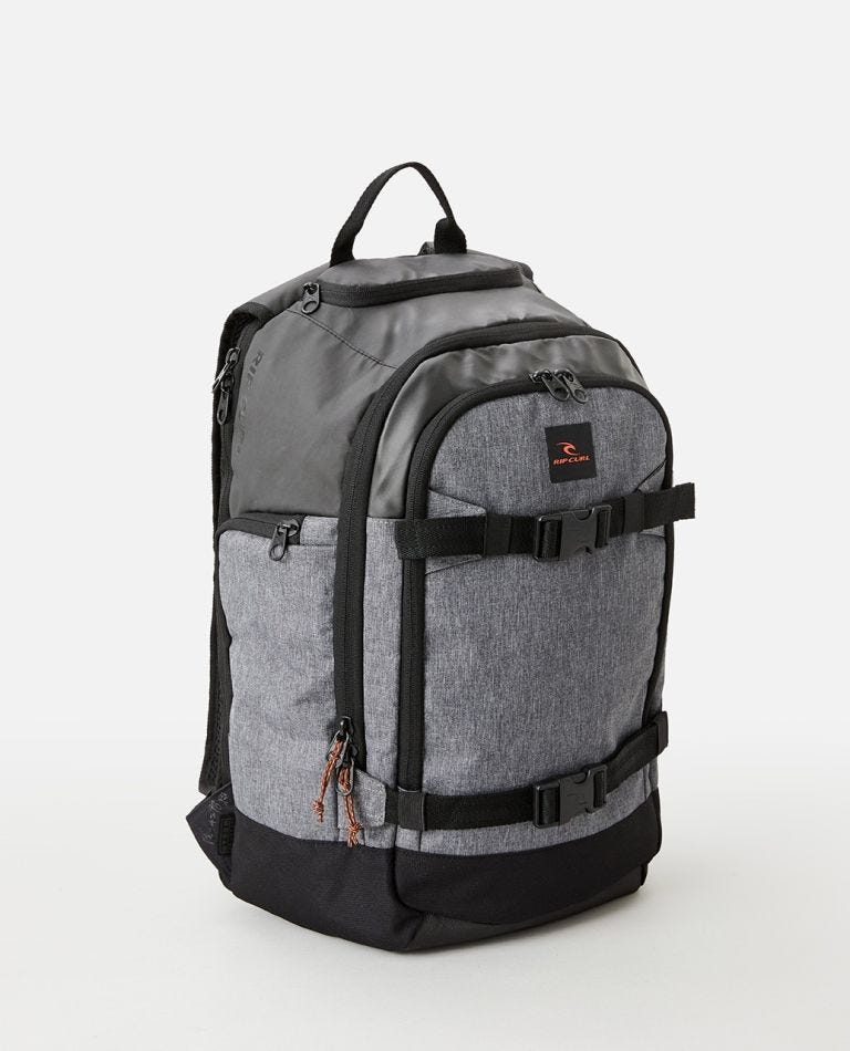 Posse Hydro 33L Backpack in Grey Heather