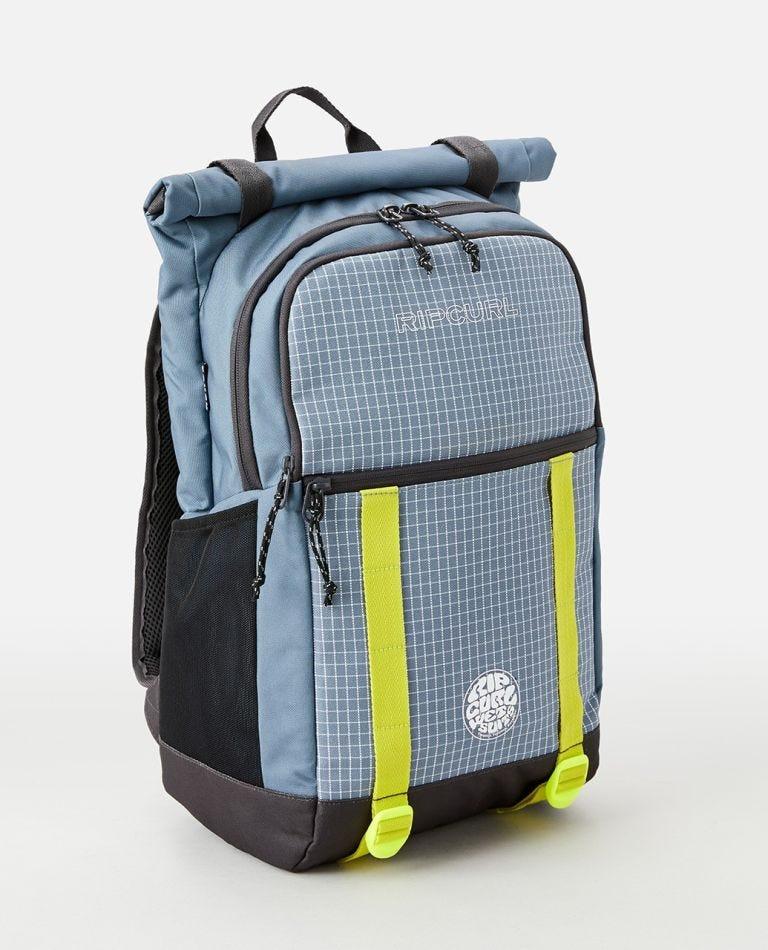 Dawn Patrol 10M 30L Backpack in Blue