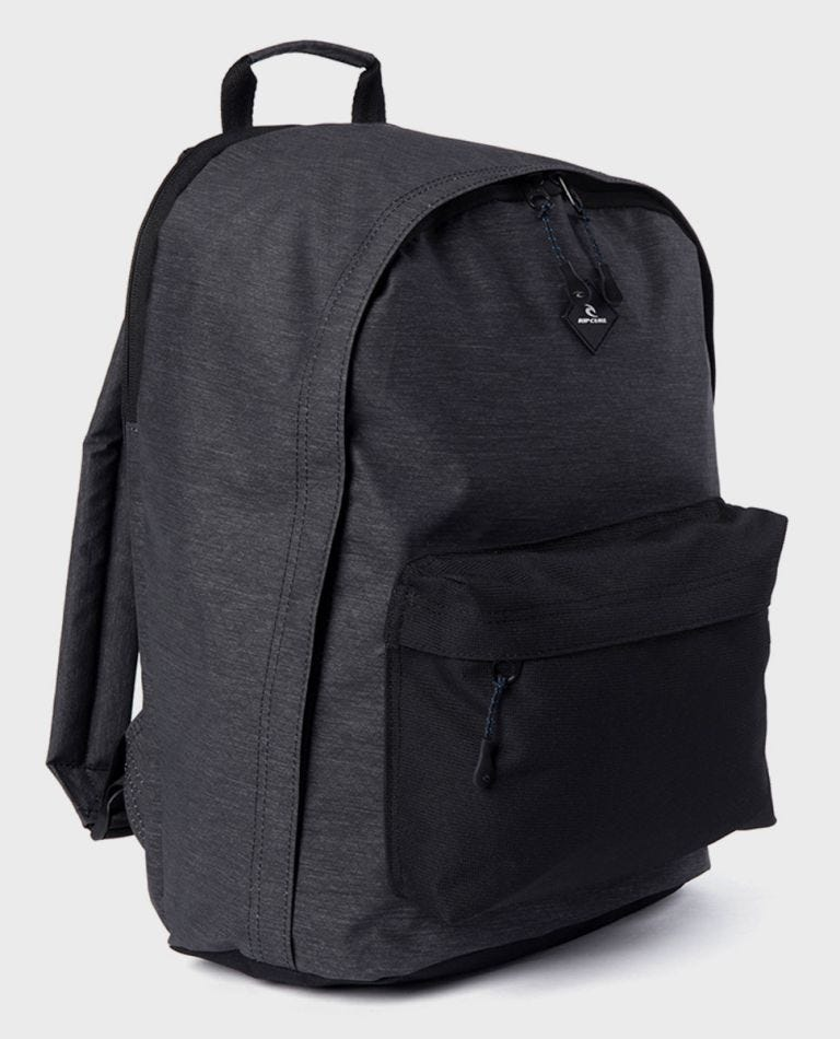 Dome Deluxe Midnight Backpack in Midnight