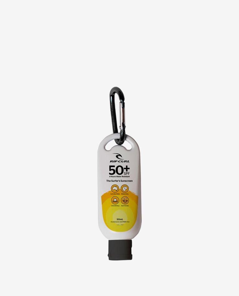 50+ SPF Sunscreen Small in Black