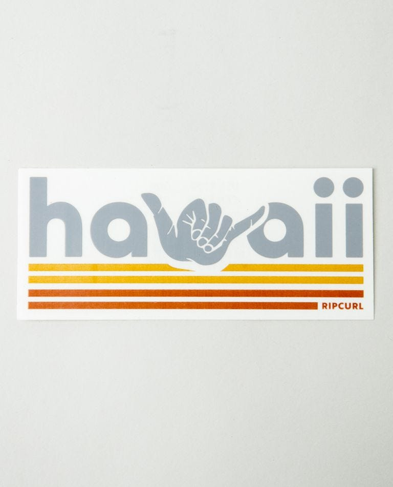 Shaka-Con Sticker in Assorted