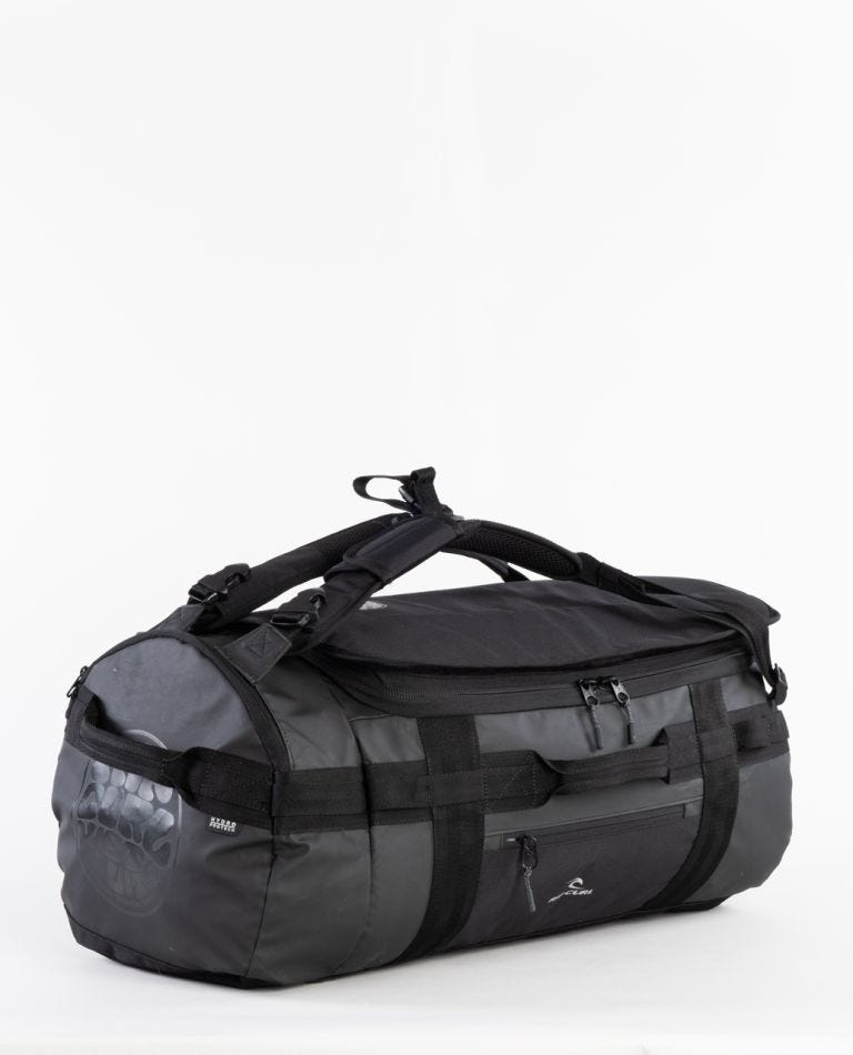 Search Duffle Midnight Travel Bag in Midnight
