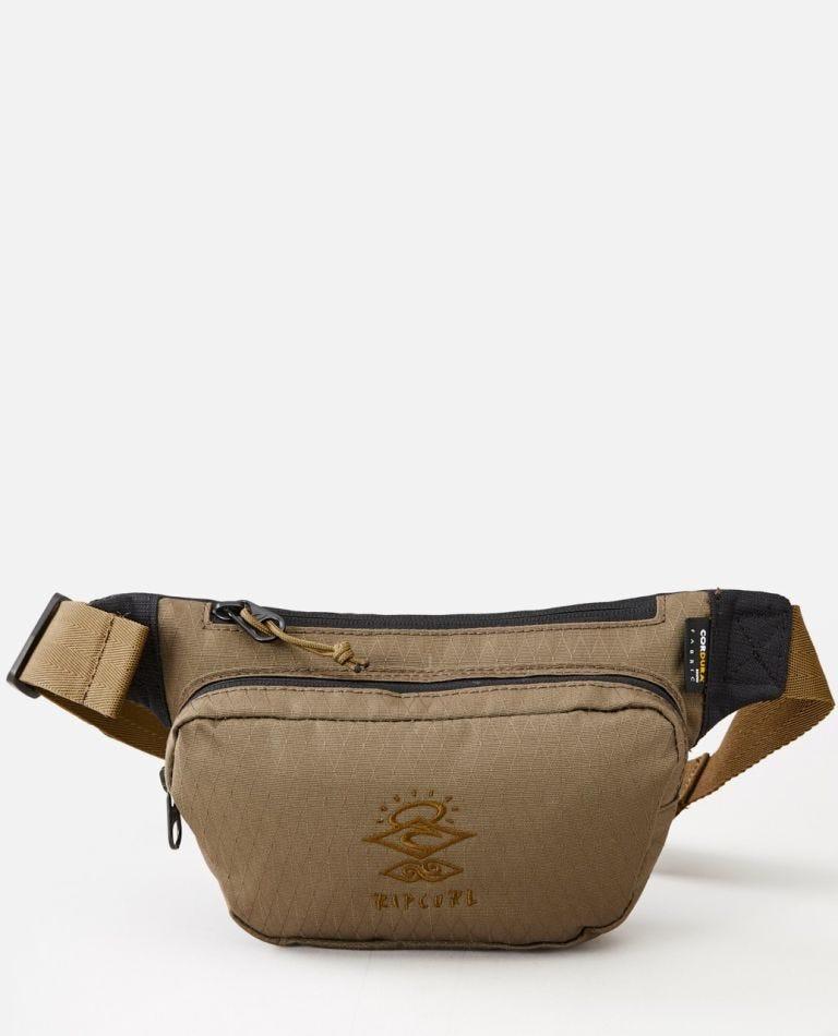 Cordura Eco Waist Bag  in Kangaroo