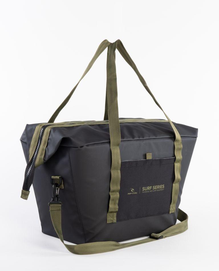 Surf Series Locker 45L Bag in Black