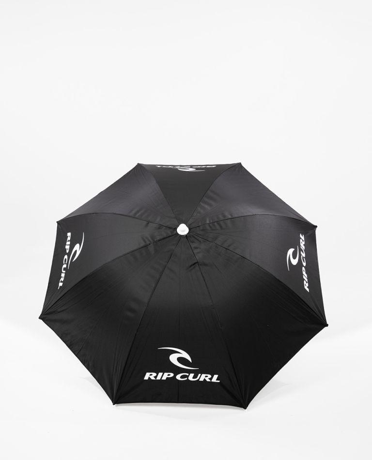 Rip Curl Beach Umbrella in Black