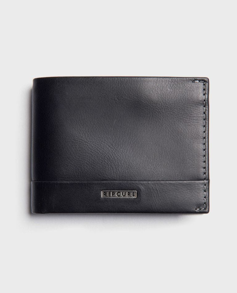 Horizons RFID All Day Wallet in Black