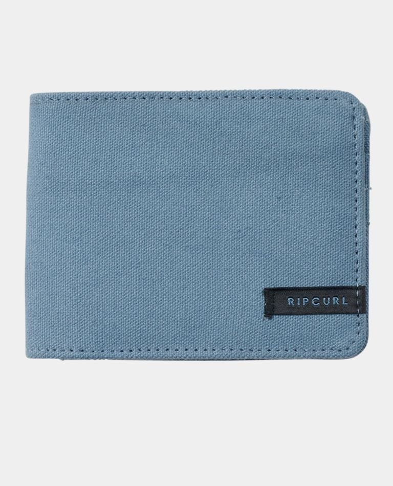SWC Eco RFID All Day Wallet in Blue