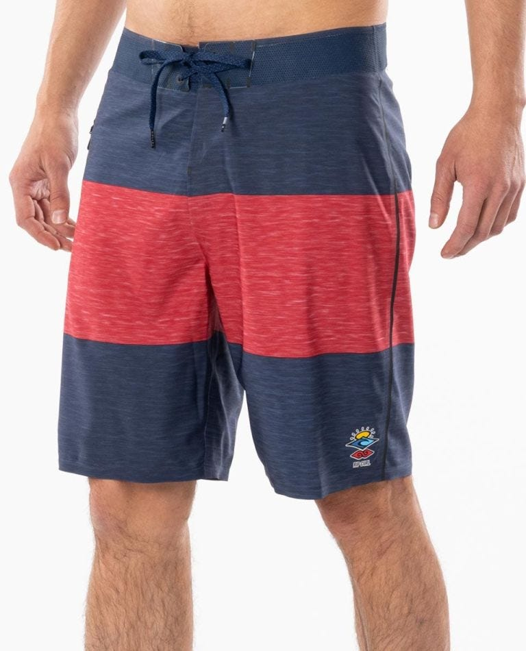Mick Fanning Ultimate Divisions 20 Mirage Boardshort in Navy