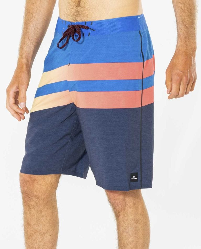 Mirage Revert Ultimate 19 Boardshorts in Deep Blue