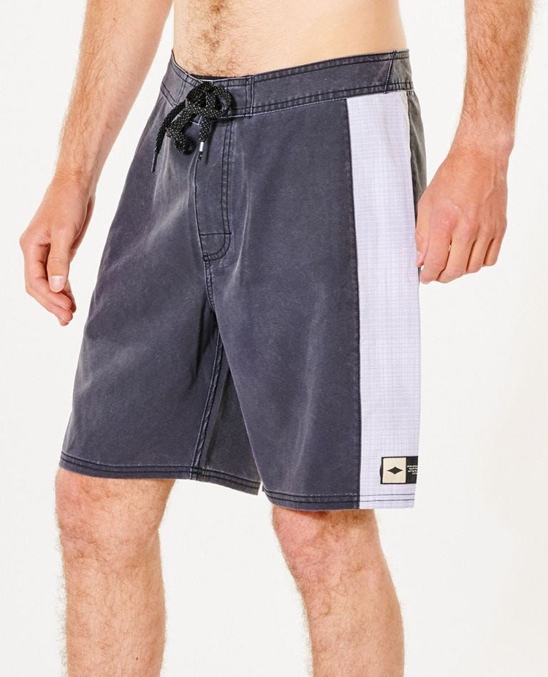 Quality Products Mirage Boardshort in Washed Black