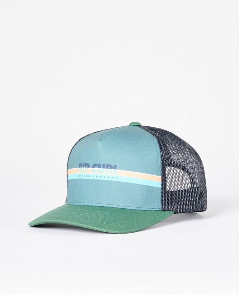 Revival Trucker Hat in Mint
