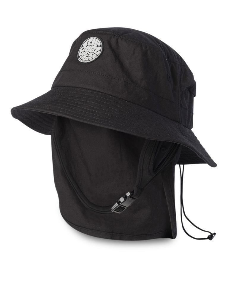 Wetty Surf Hat in Black